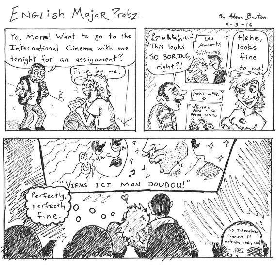 English Major Probz #7